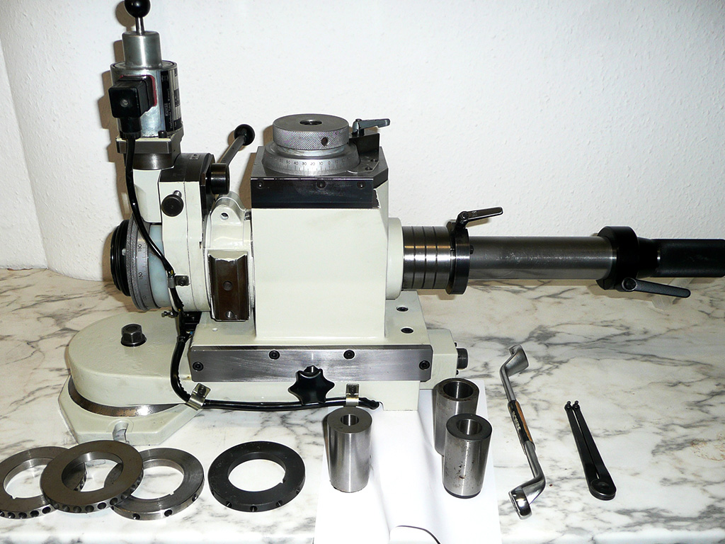 haller werkzeugschleiftechnik Gebrauchtgerät Universal Fräserschleifgerät UFS-155